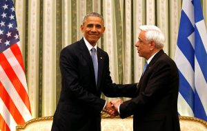 Ομπάμα στην Αθήνα: Έχετε πολλά ακόμα να κάνετε