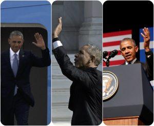 Ομπάμα: Επανεμφανίστηκε η βέρα! Έπεσε… κατσάδα από τη Μισέλ; [pics]
