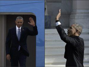 """Ομπάμα: Ήρθε Ελλάδα και… χώρισε τη Μισέλ; """"Καπνός"""" η βέρα! [pics]"""