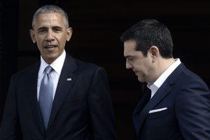 Επίσκεψη Ομπάμα: Στο χρέος και την… ΕΛΣΤΑΤ στέκεται η Handelsblatt