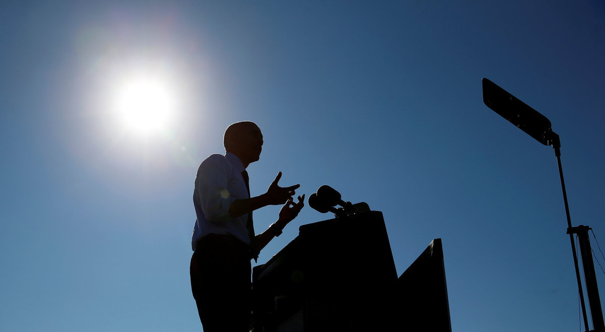 Ακυρώνει ο Ομπάμα την ομιλία του στην Πνύκα!