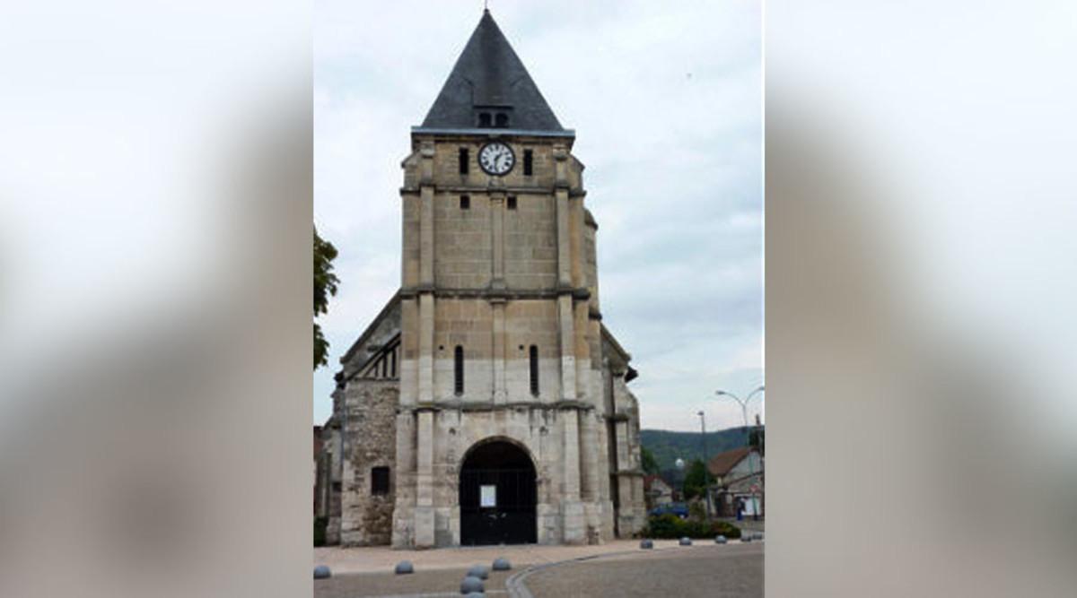 Γαλλία: Η πρώτη επίθεση σε εκκλησία; Τρόμος για εισβολές τζιχαντιστών σε Ναούς