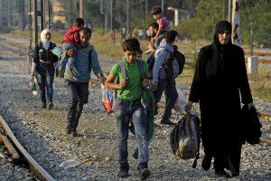 Πάνω από μισό εκατομμύριο αιτήσεις ασύλου στην ΕΕ σε 9 μήνες