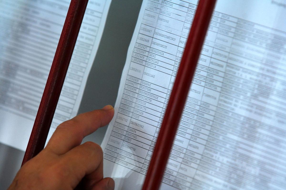 Πανελλαδικές 2017: Αυτά είναι τα μαθήματα στα οποία θα εξεταστούν οι υποψήφιοι