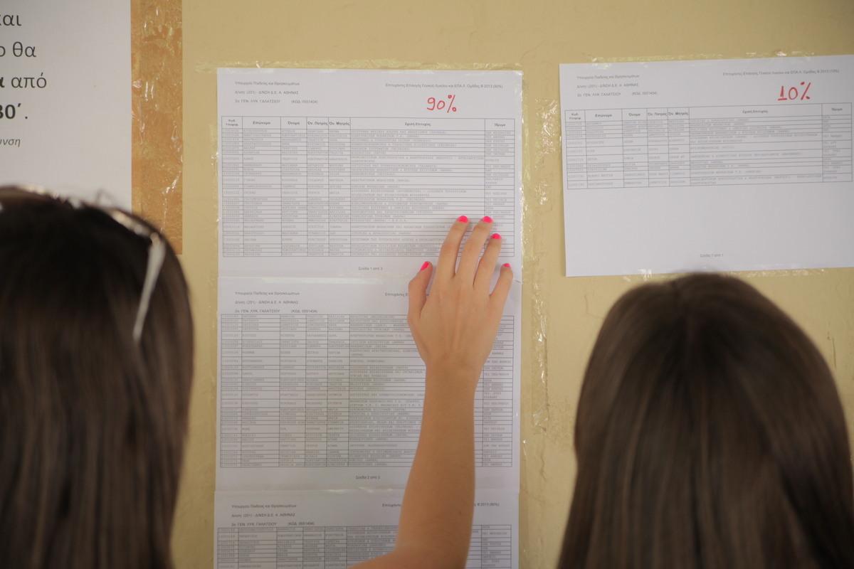 Πανελλήνιες 2017: Όλο το πρόγραμμα των εξετάσεων [ΠΙΝΑΚΕΣ]