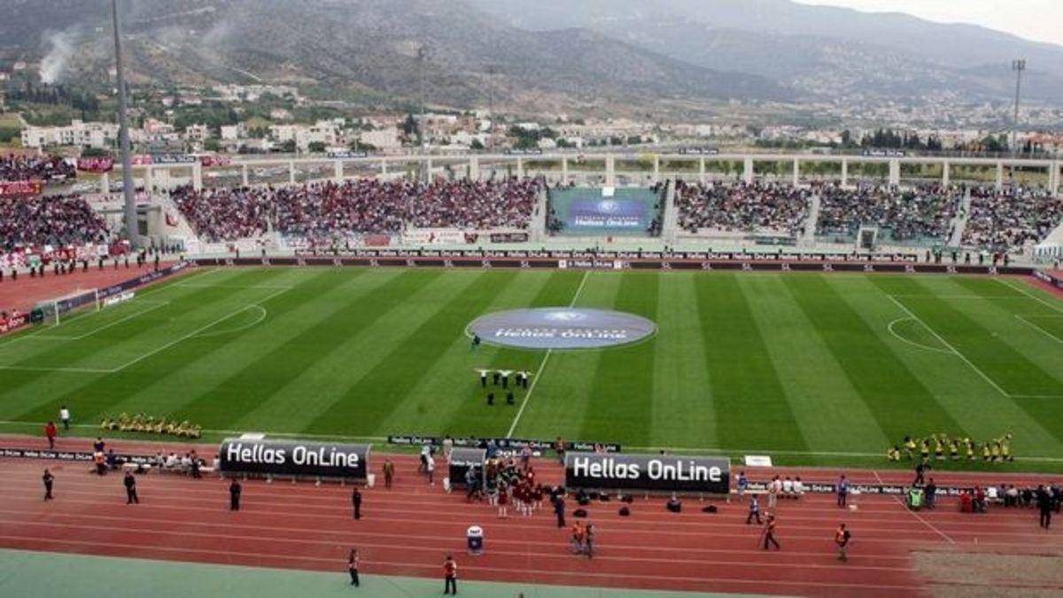 ΠΑΟΚ – ΑΕΚ: Στο Πανθεσσαλικό Στάδιο ο τελικός του Κυπέλλου
