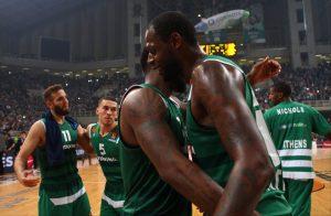 """Παναθηναϊκός – Euroleague: Έτσι """"λύγισε"""" την ΤΣΣΚΑ στο """"πράσινο"""" κάστρο! [vid]"""