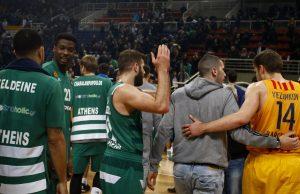 Euroleague: Έτσι κέρδισε ο Παναθηναϊκός την Μπαρτσελόνα! [vid]