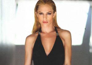 Η Ντορέττα Παπαδημητρίου ποζάρει γυμνή για το εξώφυλλο περιοδικού