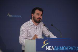 Παρέμβαση Παπαμιμίκου για τις εκλογές στη Νέα Δημοκρατία