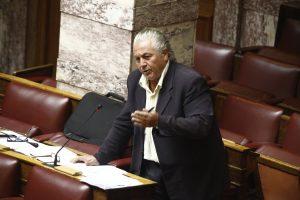 Παπαχριστόπουλος: Καλώς δεν δόθηκε παράταση στον Καλογρίτσα