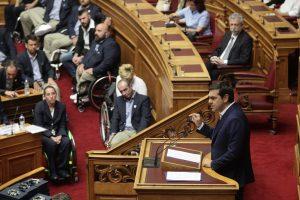 Δακρυσμένοι οι Παραολυμπιονίκες στη Βουλή – Κύριε πρωθυπουργέ μην μείνετε μόνο στις τιμές
