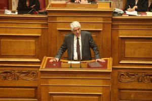 Παρασκευόπουλος για ΝΔ: Διαστρεβλώνει τις δηλώσεις μου