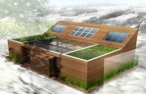 """""""Παθητικά"""" σπίτια με σχεδόν μηδενικές δαπάνες για ψύξη και θέρμανση"""