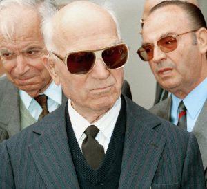 Πέθανε ο πραξικοπηματίας Στυλιανός Παττακός στα 104 του χρόνια