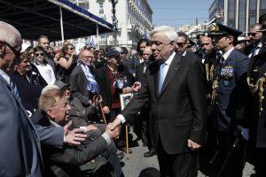 Μήνυμα Παυλόπουλου στους Ευρωπαίους: Ανήκουμε στην Ε.Ε. και την ευρωζώνη
