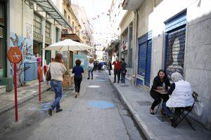 """Δύο νέοι πεζόδρομοι στην """"καρδιά"""" της Αθήνας! [pics]"""