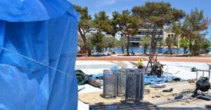 Nέο μνημείο χτίζεται στον Πειραιά στη μνήμη της Γενοκτονίας των Ποντίων [pic]