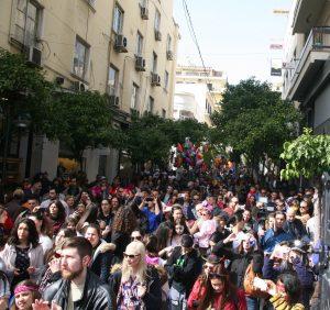 Καρναβάλι στον Πειραιά: Αποκριάτικο πάρτι και συναυλία [pics]