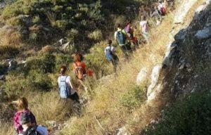 Κρήτη: Θρίλερ με γυναίκα που έπεσε σε γκρεμό ενώ έκανε πεζοπορία