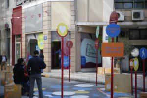 Άλλοι δύο πεζόδρομοι στο Εμπορικό Τρίγωνο της Αθήνας