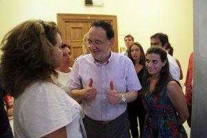 Εκλογές: Ετοιμάζεται και η Αριστερή Πλατφόρμα! Στη Βουλή ο Λαφαζάνης