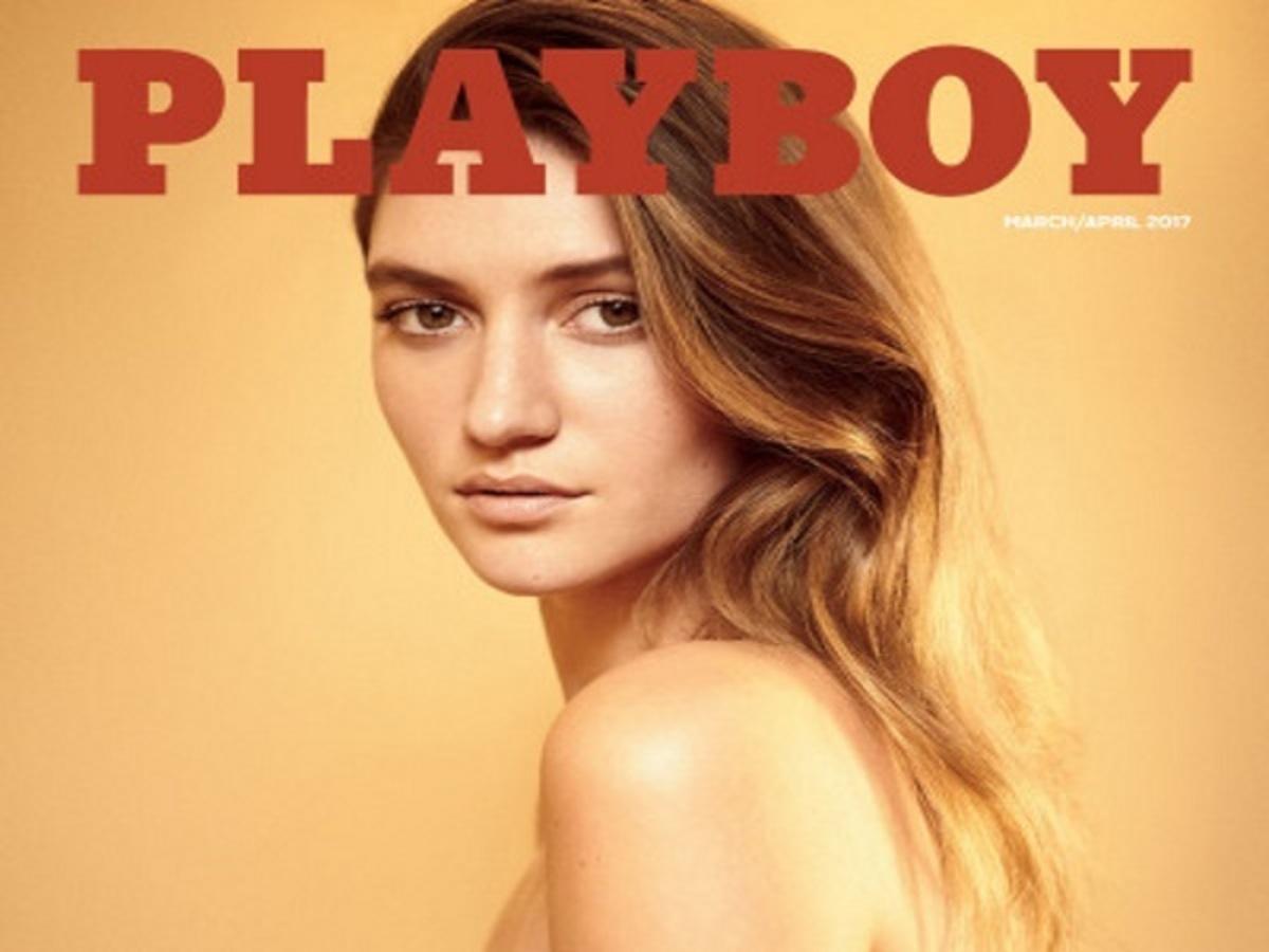 """""""Ιστορική"""" απόφαση για το Playboy! Επιστρέφουν τα γυμνά μοντέλα"""