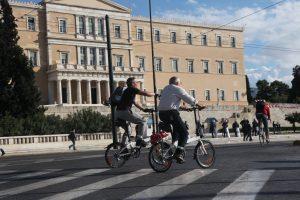 Το Athens Bike Festival από τις 16 έως τις 18 Σεπτεμβρίου στο Γκάζι