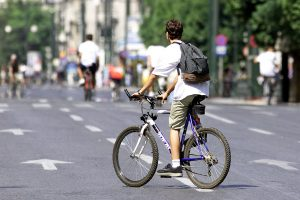 Το ποδήλατο στη ζωή των κατοίκων της Τρίπολης!