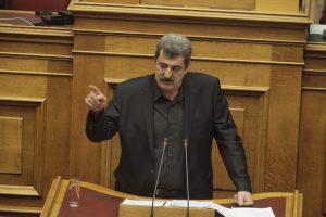 """Συνελήφθη ο άνδρας που απειλούσε τον Πολάκη – """"Καρφιά"""" προς Σφακιανάκη"""