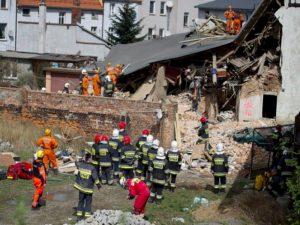 Πολωνία: Έξι νεκροί, ανάμεσα τους δύο παιδιά, από κατάρρευση κτιρίου!