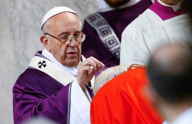 Τους ηγέτες της ΕΕ θα δεχτεί στις 24 Μαρτίου ο Πάπας