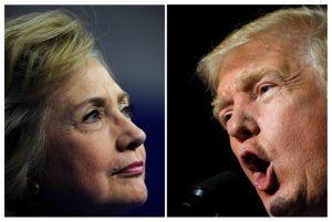 """Έτοιμοι Κλίντον και Τραμπ για ένα """"εκρηκτικό"""" debate! Περιμένουν χτυπήματα… μόνο κάτω από τη ζώνη! Παρασκήνιο που θυμίζει… House of Cards!"""