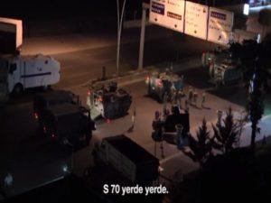 """Πραξικόπημα στην Τουρκία – Ηχητικό ντοκουμέντο: """"Χτύπα τους αστυνομικούς""""!"""