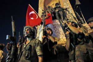 """Σήμερα στο δικαστήριο οι στρατιωτικοί που """"συμμετείχαν"""" στο τουρκικό πραξικόπημα!"""