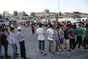 Πόσοι πρόσφυγες βρίσκονται αυτή τη στιγμή στην Ελλάδα