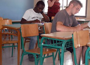 Βάσεις 2015: Ο πρόσφυγας από την Αφρική που μπήκε πρώτος σε ΤΕΙ
