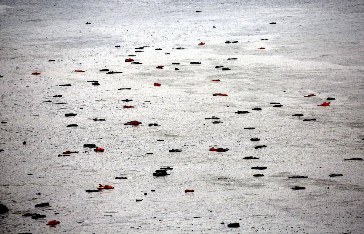 Ανείπωτη τραγωδία στο Φαρμακονήσι! 11 νεκροί πρόσφυγες σε ναυάγιο – Πέντε παιδιά πνίγηκαν!