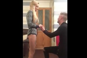 Επική καφρίλα! Την έκανε να νομίζει ότι θα της κάνει πρόταση γάμου αλλά… (ΒΙΝΤΕΟ)