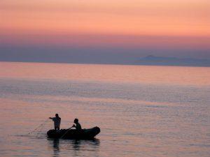 Κατάκολο: Αυτό το που αντίκρισαν στο ψάρεμα τρόμαξε τους πάντες [pic]