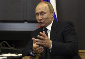 Σχιζοφρένεια! Πούτιν: Δεν είπε τίποτα ο Τραμπ στον Λαβρόφ! Ηλίθιοι ή επικίνδυνοι όσοι θέλουν να τον αποσταθεροποιήσουν