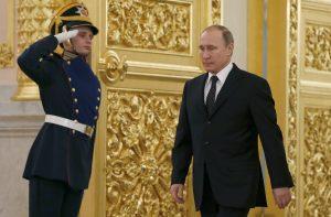 Πούτιν προς Τζόνσον: Προσδοκώ εποικοδομητικό διάλογο και πλήρη συνεργασία
