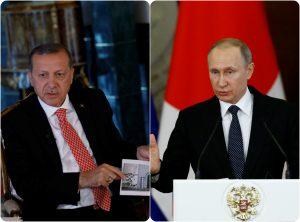 Κερδισμένοι Πούτιν – Ερντογάν