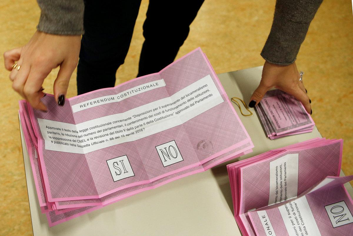 Δημοψήφισμα Ιταλία: Η ψήφος που κρίνει το μέλλον της Ευρώπης