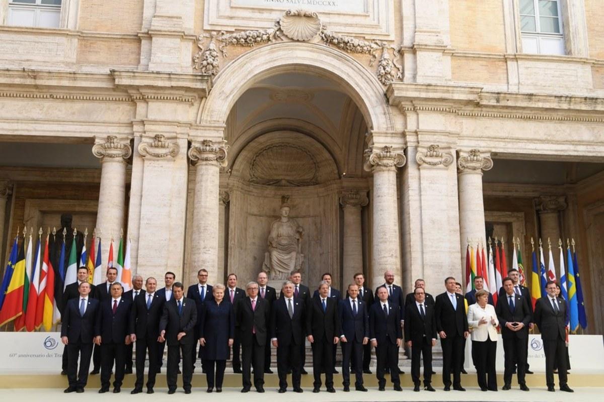Σύνοδος Κορυφής Ε.Ε.: Συμμεριζόμαστε τις ανησυχίες Τσίπρα για τα εργασιακά – Μήνυμα για το μέλλον: «Ή όλοι μαζί ή καθόλου»