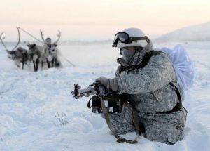 Ρωσική Αρκτική Ταξιαρχία: Αυτοί είναι οι σκληροτράχηλοι πολεμιστές της Αρκτικής