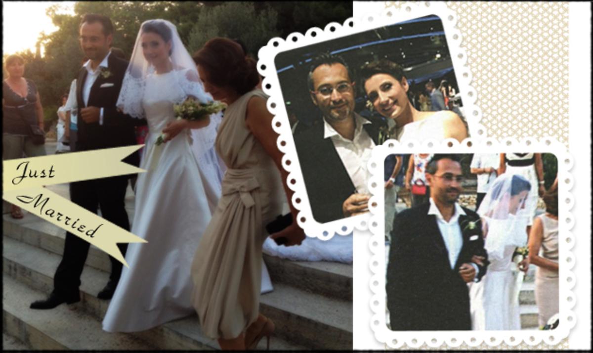 Ε. Ρουμελιώτη – Ν. Χαραγκιώνης: Ο γάμος και το ταξίδι του μέλιτος! Τι αποκαλύπτει η νύφη στο TLIFE