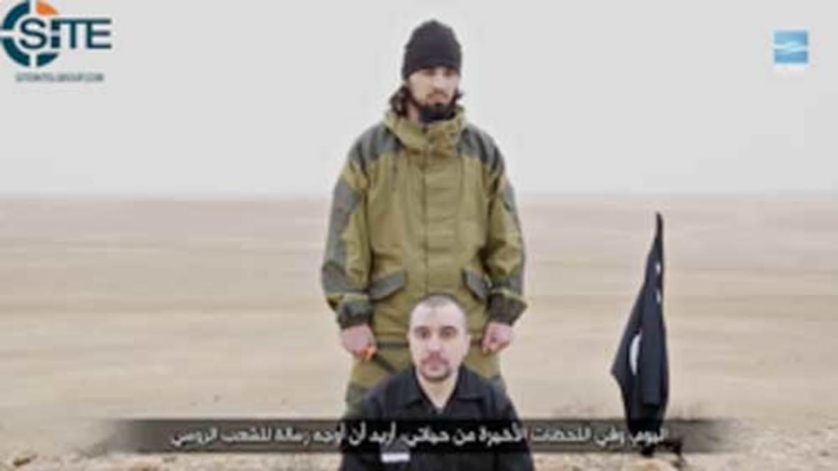 Μήνυμα ISIS στον Πούτιν! Αποκεφάλισαν ρώσο αξιωματικό [pic]