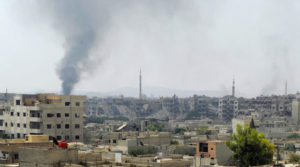 Οργή της Μόσχας για αμερικανικό χτύπημα στη Συρία