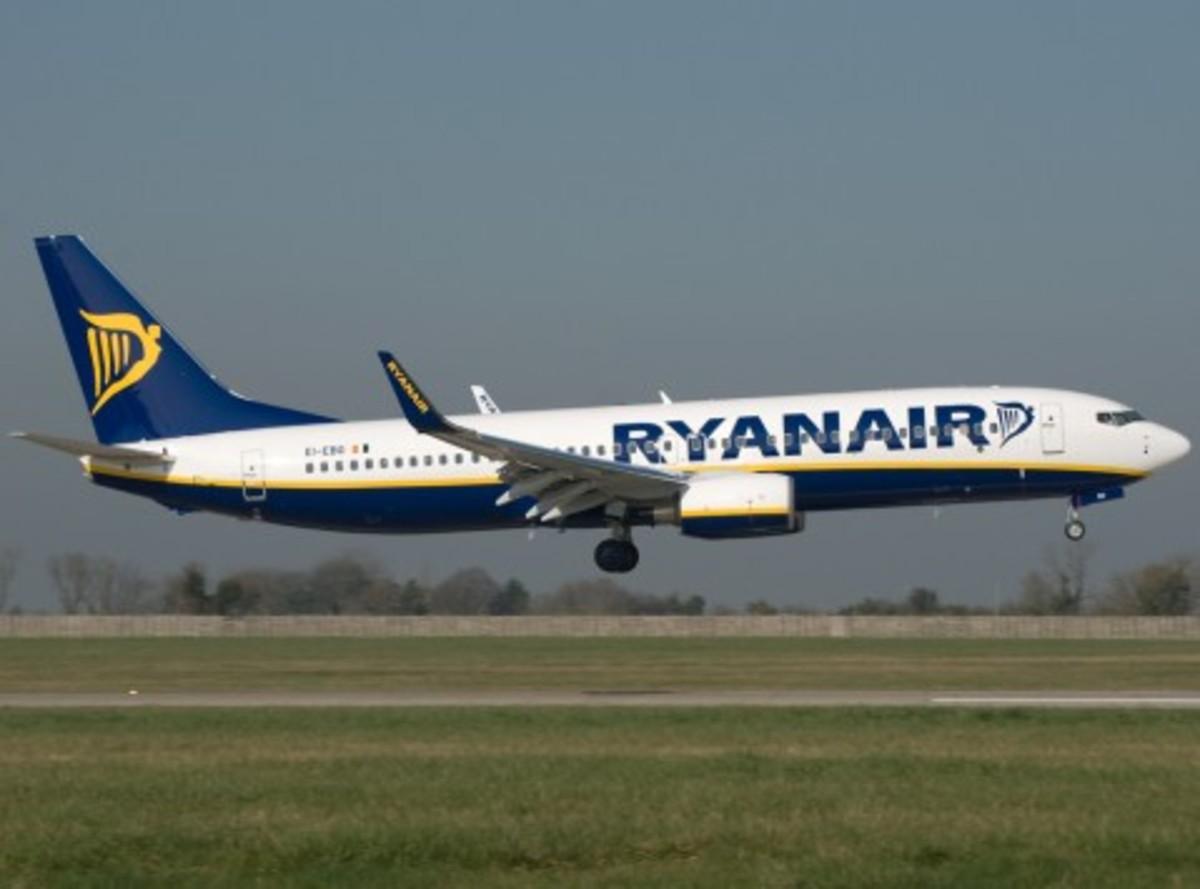 Τρόμος στον αέρα! Μαχητικά της RAF συνόδευσαν πτήση της Ryanair στο Stansted [pics]